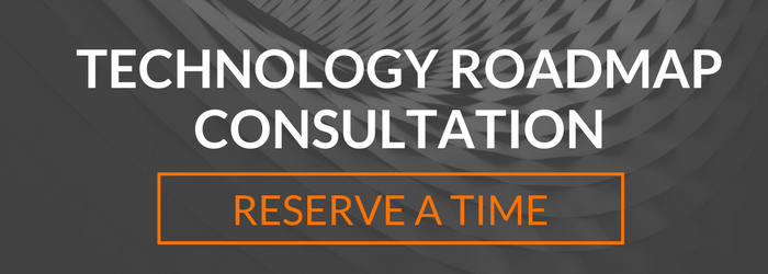 Technology Roadmap Consultation Reserve Time Button