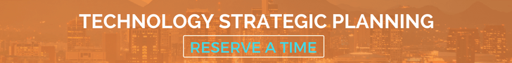 Technology Strategic Planning Reserve Time Button